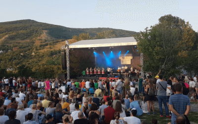 Slovenské a české hviezdy na Devíne