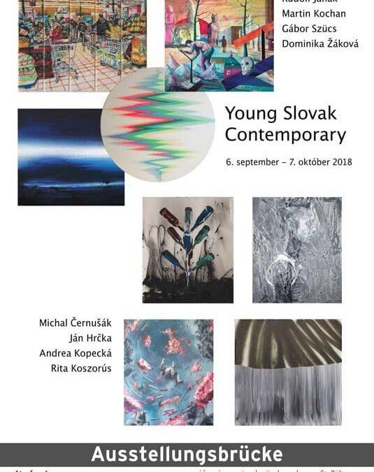 Súčasné mladé slovenské vizuálne umenie