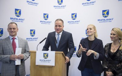Župa bude v roku 2019 hospodáriť s rozpočtom 190 miliónov eur