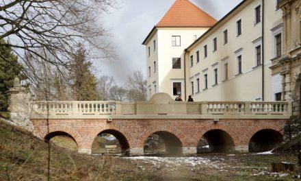 Bratislavský kraj zrekonštruoval barokový most v Stupave